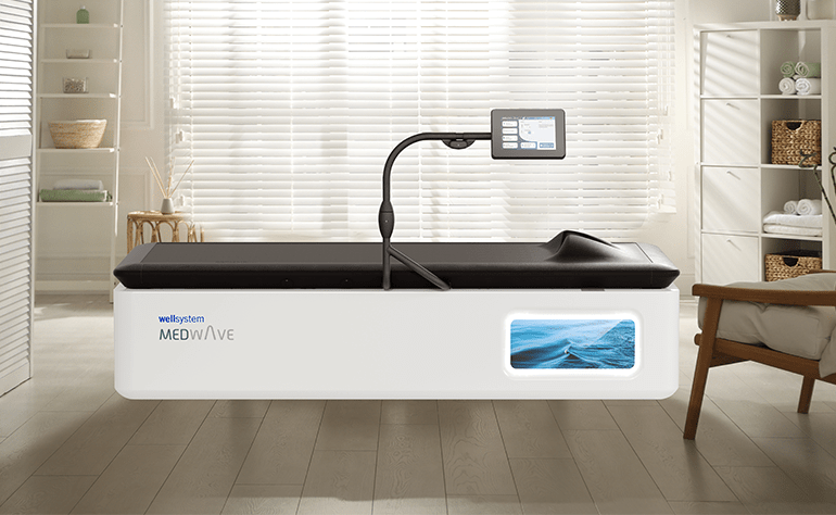 Table de massages hydro active WELLNESS TOUCH