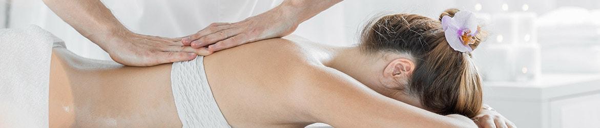 Application table de massage wellsystem chez les professionnels de santé