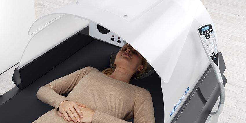Hydrojet, la table de massage pour femmes enceintes