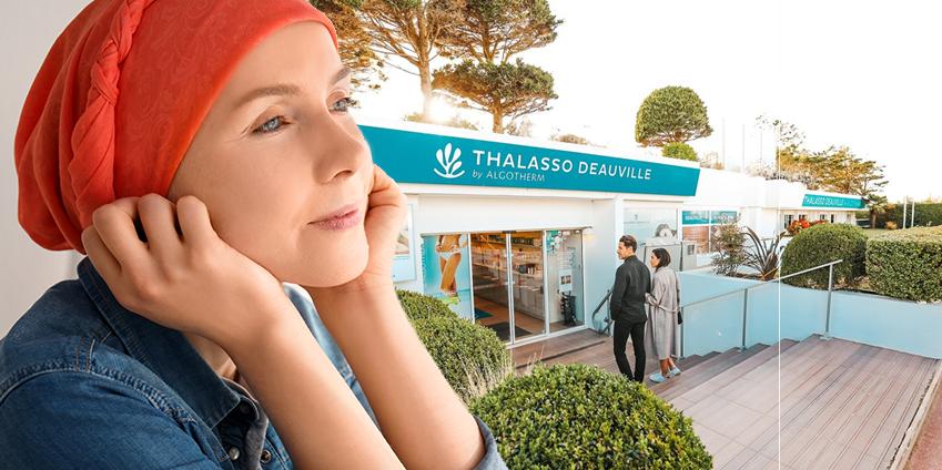 Thalasso Deauville et ses cures post-cancer avec HYDROJET