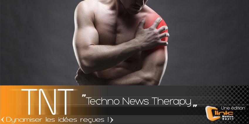 Techno News Therapy fait un focus sur les bienfaits HYDROJET