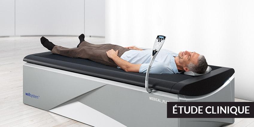 Les applications des tables Hydrojet chez les kinésithérapeutes